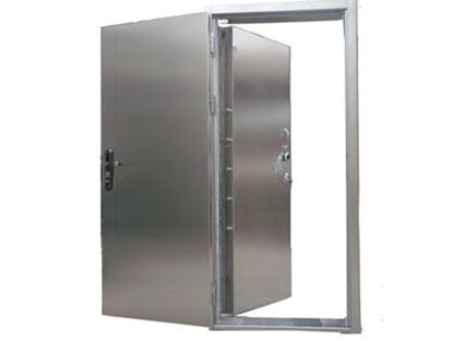 加钞间防护门